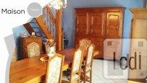 A vendre - Maison - MONTIERS SUR SAULX (55290) - 7 pièces - 145m²