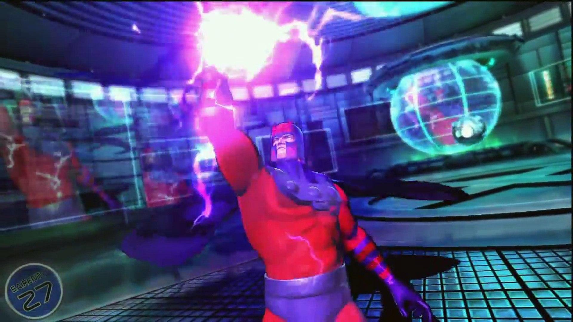 Ultimate Marvel Vs. Capcom 3: (HD) Marvel Cast After Battle Winner Quotes!