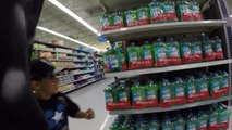 HIDE AND SEEK AT WALMART!! Ready or Not Here I Come!