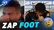 ZAP FOOT : Neymar en pleurs, Ben Arfa piégé