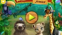 Fun Animal Pet Care - Bath Makeup Dress Up Kids Games - Jungle Animal Hair Salon Android Gameplay