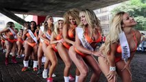 Sexyi miss bumbum 2016 Brazil Contestants in Bikinii on the street   Kim kardashian in bikinii