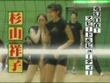[TV] 20071101 ganbare japan! W cup volleyball (HEY!SAY!JUMP)