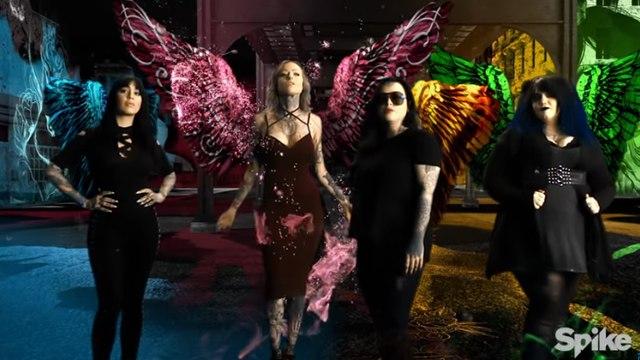 Ink Master: Angels Season 1 Episode 8 : Steel City Showdown