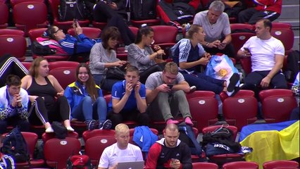 2017 World Trampoline & Tumbling Championships - Finals (Day 1)