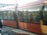 Vidéo tramway du mans (2) le 17/11/2007