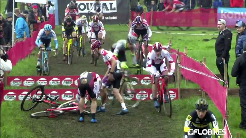 Jaarmarktcross Men's Elite Highlight Video