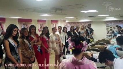 11 novembre Miss PAris School