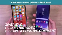 Giveaway iPHONE X - Free iPHONE X - video dailymotion