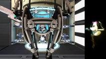 Portal 2 Co-Op with Hellbent [Part 1]