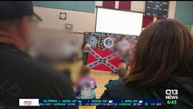 School Apologizes After Confederate Flag was Held at Veterans Day Assembly