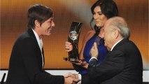 U.S. Soccer Star Hope Solo: Ex-FIFA President 'Grabbed' Me