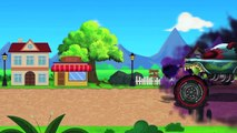 Haunted House Monster Truck - Haunted House Monster Truck | Angels And Demons | Episode 20