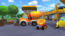 Chuck And Friends | Fort Chuck | Cartoon Trucks | Kids Toys | Cars Cartoon | Videos For Children
