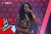 Landry Fleur ' Chandelier ' de Sia Audition à l'aveugle The Voice Afrique francophone 2017