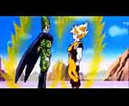 DRAGON BALL Z - Goku SSJ Full Power x Perfect Cell [HD]
