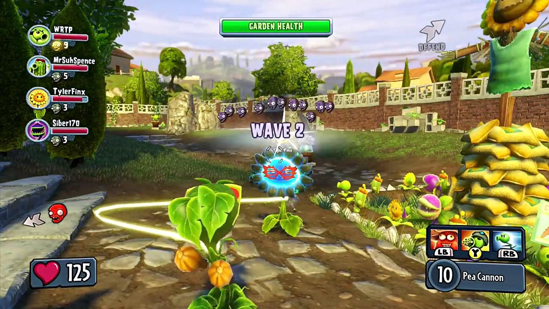 Plants vs Zombies: Garden Warfare - Part 17 (Garden Center)