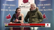 Junior Women Short - 2018 Skate Canada BC/YK Sectional Championships - Parksville, BC (37)