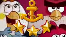 Angry Birds Rio 2 Blossom River All Levels and All Golden Anchor Location