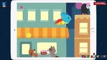 Sago Mini Superhero - Cool interive fun app for kids Toddlers Android iOS iPad