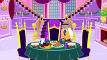 Princesse   La Belle et la Bête + La Reine des Neige - 2 contes pour enfants avec les Ptits zAmis