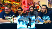 Avatar: The Last Airbender 3x21 FINAL REACTION!! Sozins Comet, Part 4: Avatar Aang