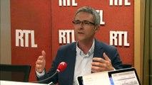 Stéphane Troussel sur le RSA qui ne sera pas versé en Seine-Saint-Denis en décembre