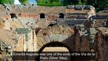 Top Tourist Attractions Places To Visit In Spain | Mérida Destination Spot - Tourism in Spain
