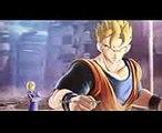 Dragon ball Xenoverse 2 - Future Trunks transforms into Super Saiyan DBZ Kai version