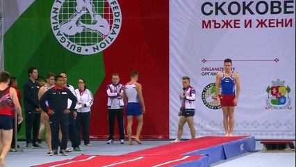 Alex Renkert - 2017 World T&T Championships - Tumbling Team Final