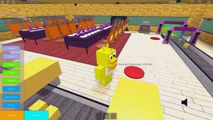 Roblox Fnaf Animatronic Tycoon Im Chica Radiojh Games Video