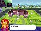 New Equestria Girls Friendship Games My Little Pony App Long Version Scan Legend Everfree Rarity MLP