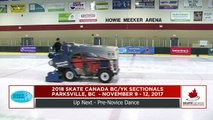 Free Dances - 2018 Skate Canada BC/YK Sectional Championships - Parksville, BC (51)