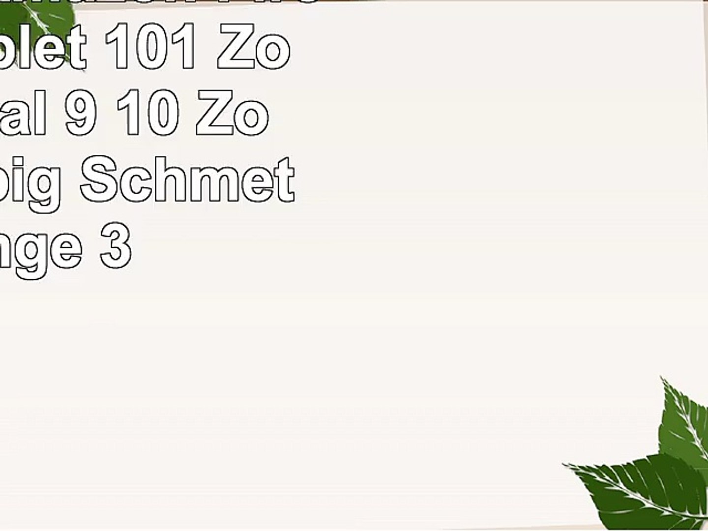 Emartbuy Amazon Fire HD 10 Tablet 101 Zoll Universal  9  10 Zoll  Mehrfarbig