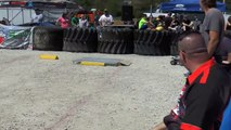 Trigger King R/C Monster Trucks Apr. 23, 2016 BIGFOOT Open House Modified Freestyle Pt. 3