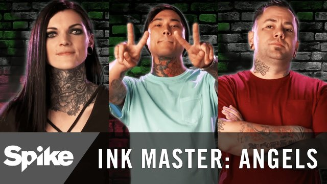 Ink Master: Angels ~ Season 1 Episode 8 ((Full Episode)) Streaming HD