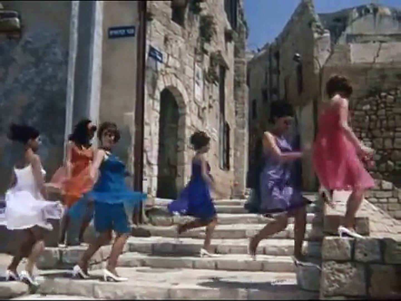 Aviva Paz & others - Israeli dance (Israel, 1967)