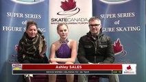 Novice Women Free Program - 2018 Skate Canada BC/YK Sectional Championships - Parksville, BC (52)