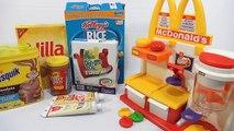 Make Mini Hamburgers! McDonalds Happy Meal Magic Hamburger Snack Maker Set, 1993 Mattel Toys