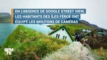 Avec un peu d'humour et quelques moutons, les Îles Féroé défient Google