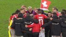 Qualifications Coupe du Monde 2018 - La Suisse qualifiée