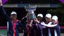 Fed Cup - Les Américaines sacrées face à la Biélorussie