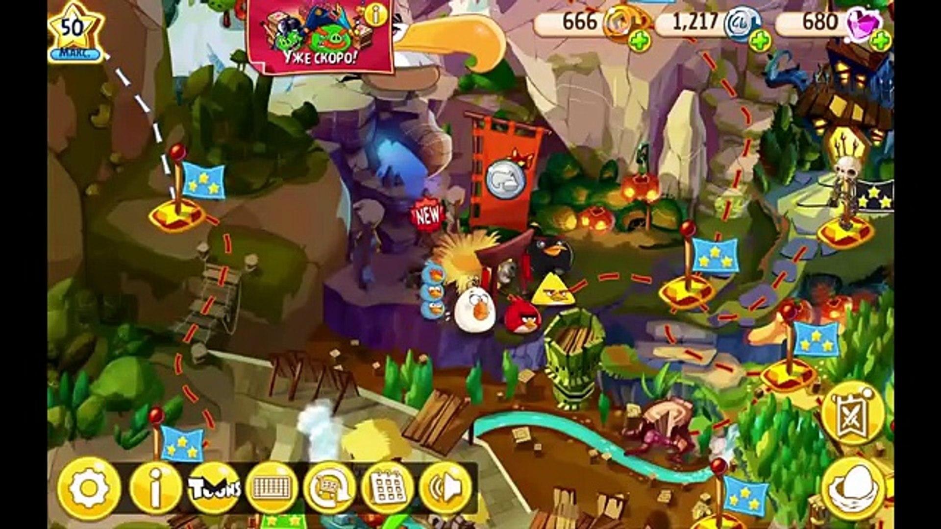 Angry Birds Epic #226 АРЕНА ЗОЛОТАЯ ЛИГА Геймплей Прохождение Gameplay Walkthrough