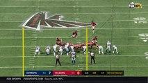 Atlanta Falcons kicker Matt Bryant nails 50-yard FG