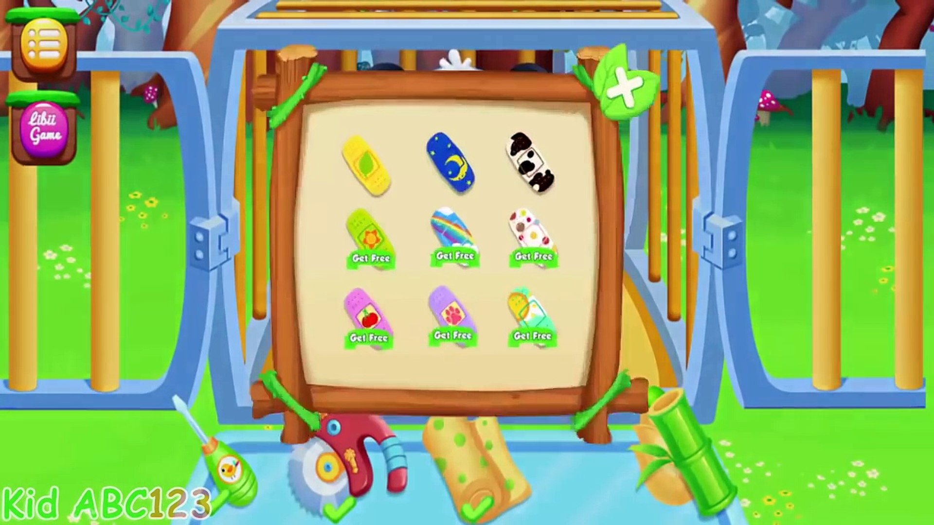 Jungle Animals Doctor Adventure (Libii) - Education Apps for Kids