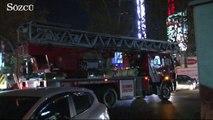 İstanbul'da 17 katlı otelin çatısından kendini boşluğa bıraktı