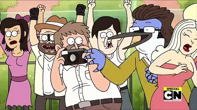 The End of Regular Show - Regular Show (Clip)