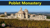 Top Tourist Attractions Places To Visit In Spain | Poblet Monastery Destination Spot - Tourism in Spain