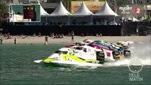 Sport - La F1 se jette à l'eau
