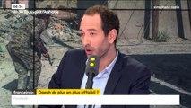 """""""Depuis juillet 2016 (attentat de Saint-Étienne-du-Rouvray) on voit une incapacité de Daesh à reproduire des attentats du type du 13 novembre"""" selon Hugo Micheron, spécialiste du Moyen-Orient"""